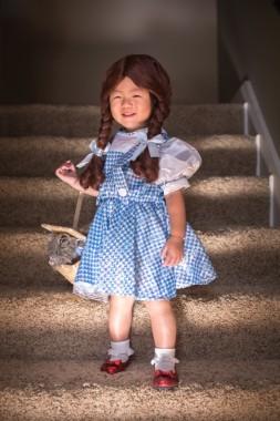 Say Hi to Dorothy !