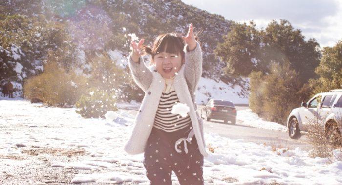 Snow Play 2016