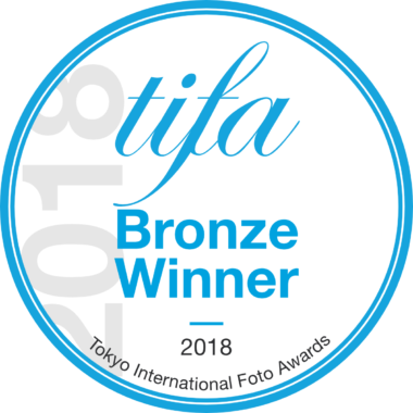 another TIFA award, this time, Bronze Award !